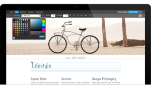 The new style editor gives you access to hundreds of customizable settings.