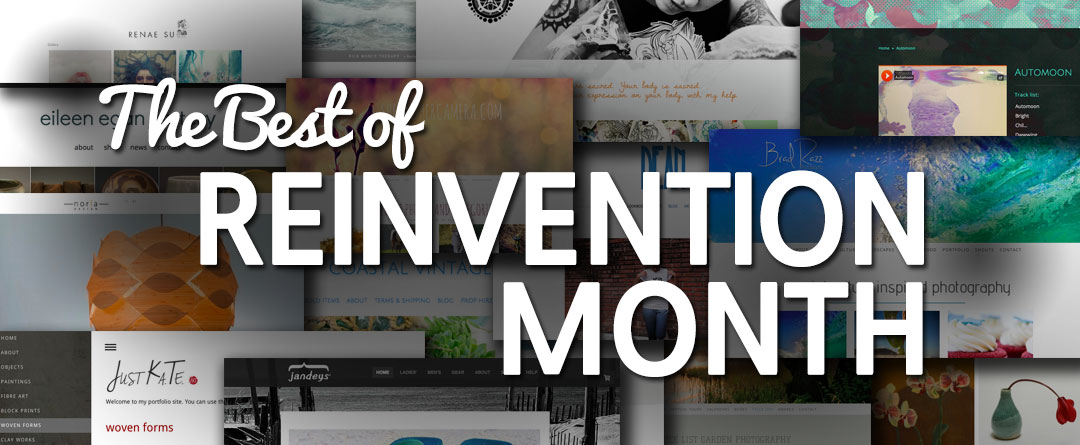 The Best of Reinvention Month