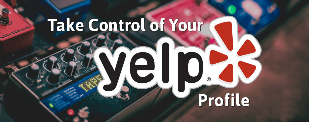 Take Control of Your Yelp Profile
