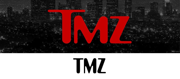 TMZ uses the font Amelia in its logo