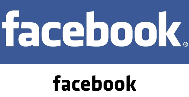 Facebook uses Klavika in its logo