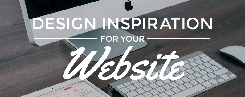 design Inspiration for your website