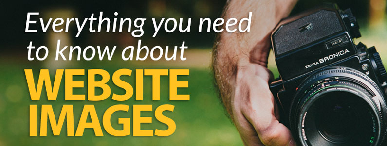 Everything you need to know about website images