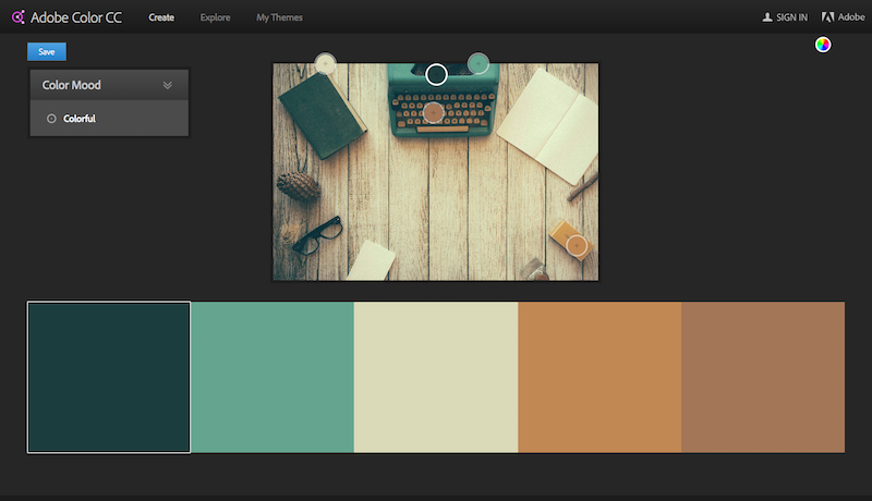 How to match colors on your website jimdo blog jimdo - How to know what colors match ...