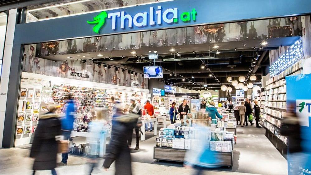 Thalia In 1060 Wien Lokal Einkaufen Mit Jingle
