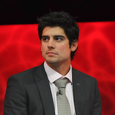Sir Alastair  Cook CBE