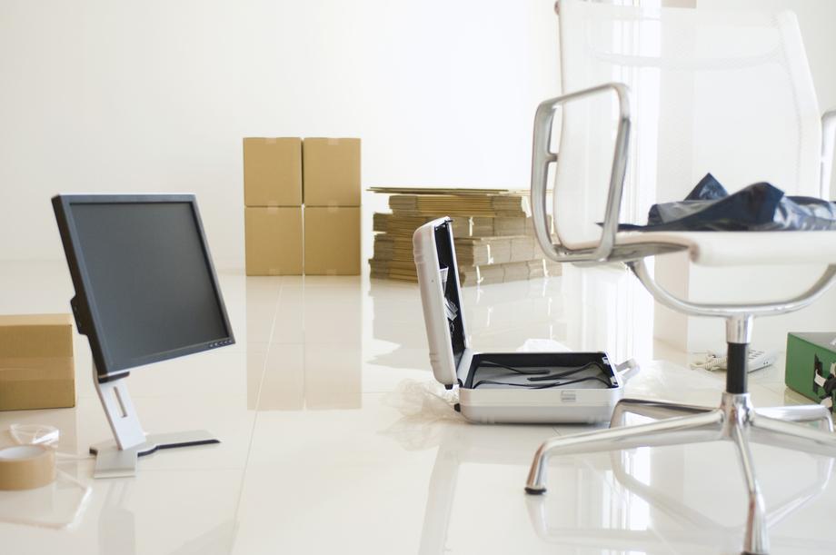 Week by week office move checklist