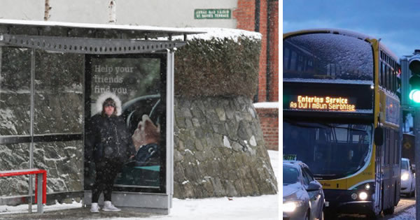 Bus Éireann & Dublin Bus services cancelled tomorrow in Leinster