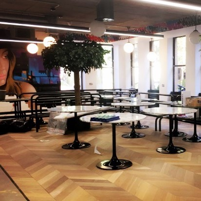 Assistant Cafe Manager At Iconic Offices In Dublin Ireland
