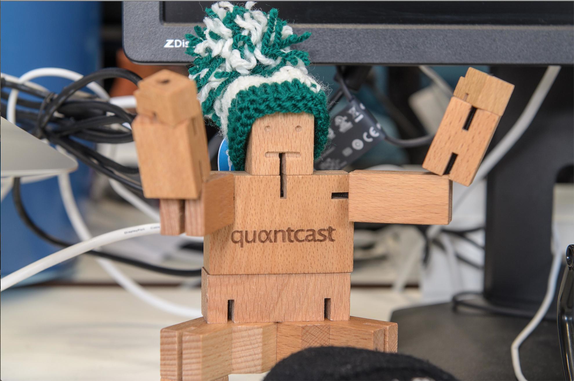 Quantcast stock options