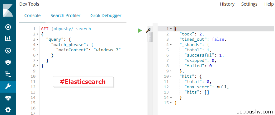 "[#WTF Elasticsearch: Phrase ""windows 7"" not found]"