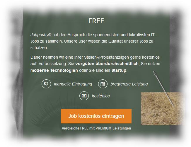 IT-Jobs bei Jobpushy