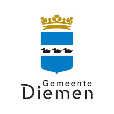 Gemeente Diemen logo