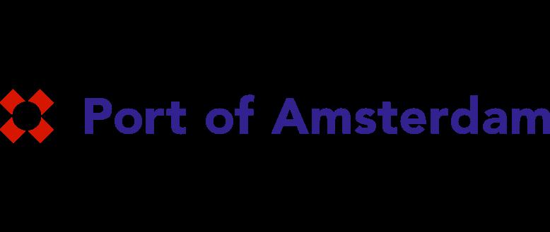 Port of Amsterdam logo