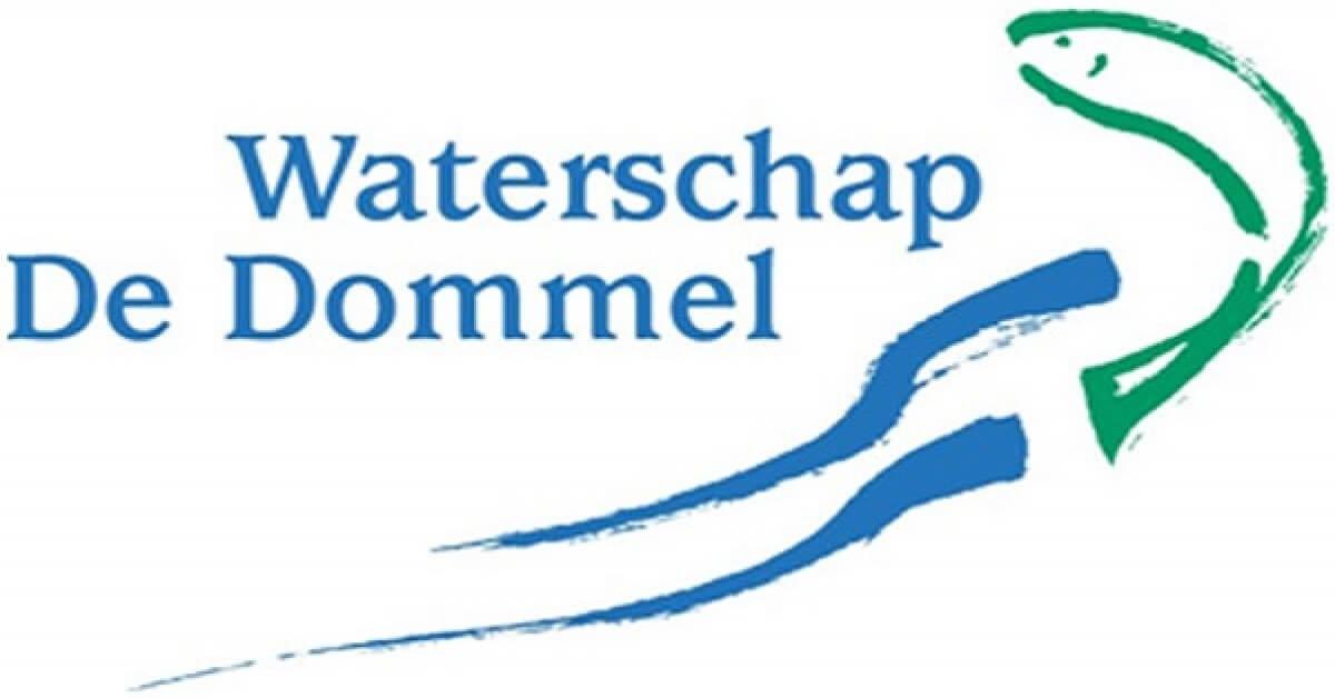 Waterschap de Dommel logo