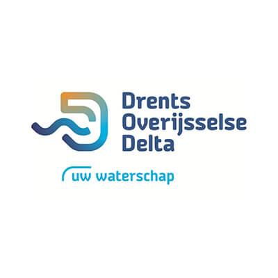 Waterschap Drents Overijsselse Delta logo
