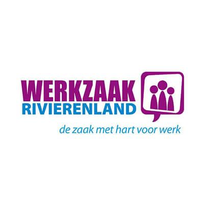 Werkzaak Rivierenland logo