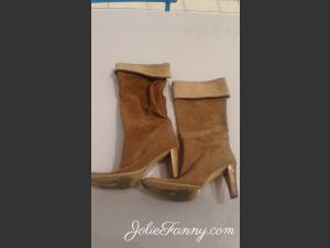 chaussures de lady-angel