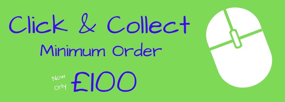 Click and Collect New Lower Minimum Order