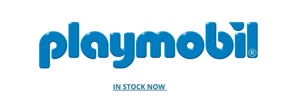 Playmobil now in stock