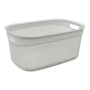 Jvl Droplette Laundry Basket (13-382IG)