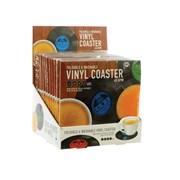Vinyl Coasters 4pk (EG9550)