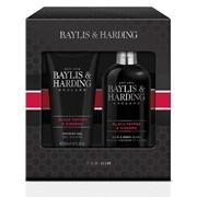 Baylis & Harding Signature Mens Black Pepper & Ginseng 2pc Set (BH20BP2PC)