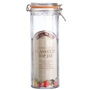 Kilner Facetted Glass Clip Jar 2.2 L 2.2 L (0025.736)