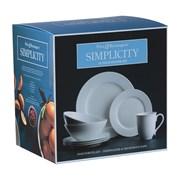 Price & Kensington P&k Simplicity Dinner Set 16pce (0059.074)