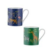 Price & Kensington Safari China Mug Asstd (0059.293)