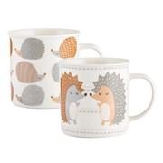Price Kensington P&k Hedgehogs China Mug Asstd (0059.597)