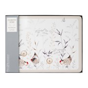 Price Kensington P&k Country Hens Placemats Set Of 4 (0059.625)