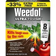 Weedol Ultra Tough Tubes 6+2 8s (010005)