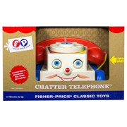 Fisher-price Classics Chatter Telephone (01694)
