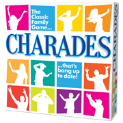 Family Charades Board Game (01777)