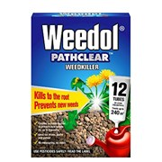 Weedol Pathclear Weedkiller 12tube (011006)