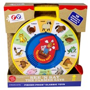 Fisher-price Classics See n Say The Farmer Says (02070)