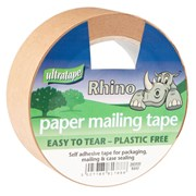 Ultratape Paper Mailing Tape 36mm x 50m (PM02123650RH)