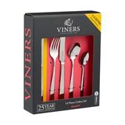 Viners Belmont 18/0 16pce + 4 Extra Steak Knives (0303.157)