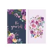 Slim Diary Vintage Floral Slim (0353)