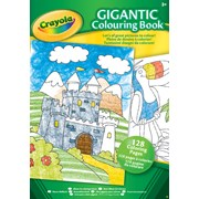 Crayola Gigantic Colouring Book (04-1407)