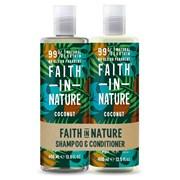 Xystos Fin Shampoo & Conditioner Coconut 2pk (00010510703B)
