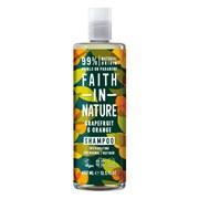 Xystos Faith In Nature Shampoo Grapefruit & Orange 400ml (00010511801)