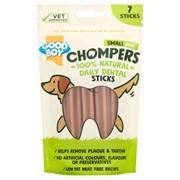 Goodboy Chompers Small Dental Sticks 85mm 7pk 125g (05200)