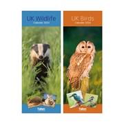 Superslim Calendar Wildlife (0523)