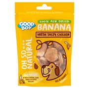 Goodboy Oh So Natural Banana with Tasty Chicken 85g (05235)