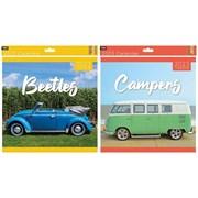 Tallon Square Calendar Campers & Beetles (0572)