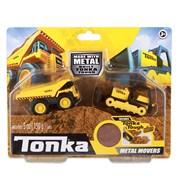Tonka Metal Movers Combo Pack (06020)