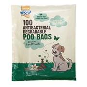 Armitages Antibacterial Biodegradable Poo Bags 100s (07904Z)