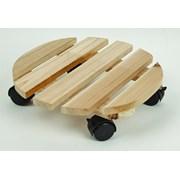 Gardman Wooden Pot Trolley 40cm (09000)